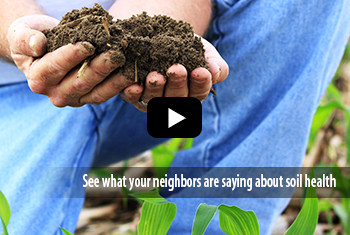See what local farmers are saying about soil health.