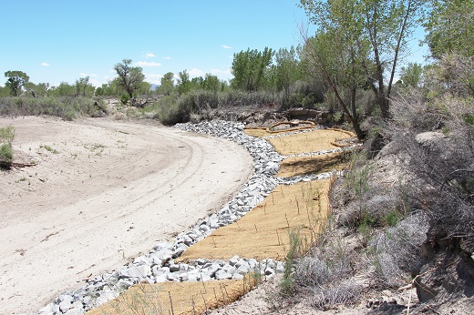 A look at the latest streambank stabilization project completed through a partnership between the Walker River Paiute Tribe and NRCS Nevada.