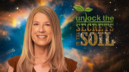 "Astronomer Laura Danly, Ph.D., is lending her voice to a new series of television public service ads that encourage viewers to ""Reach for the stars, but cherish the soil."""