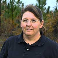Janet Ritter, NRCS Resource Team Leader, Nacogdoches, TX