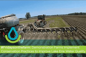 #Fridaysonthefarm: Demonstration Farms Implement Conservation Practices Thumb