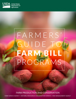 2018 Farm Bill Brochure - cover thumbnail