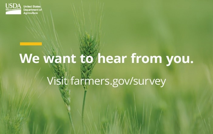 New USDA Survey to Measure Areas for Improvement