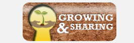 Growing and Sharing Button 2
