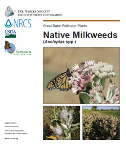 Cover of Pollinator Plants, Native Milkweed publication
