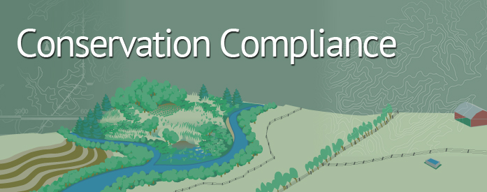 Conservation Compliance Header